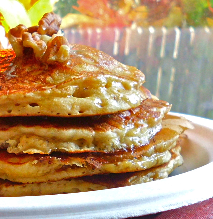 Oatmeal Pancakes - Flavor Mosaic