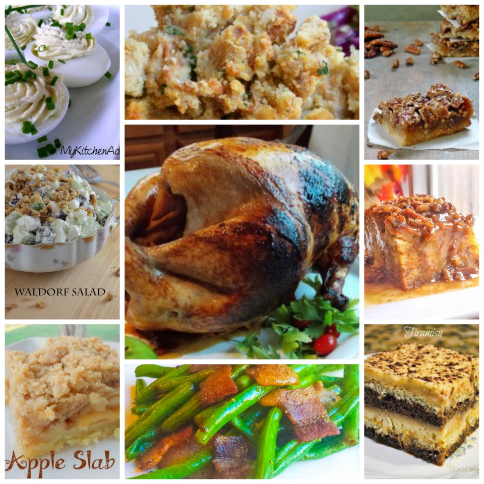 Traditional Thanksgiving Menu And Recipes Flavor Mosaic
